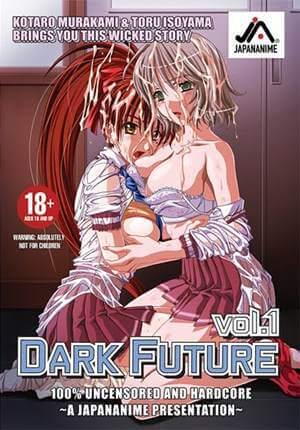 Dark Future cover